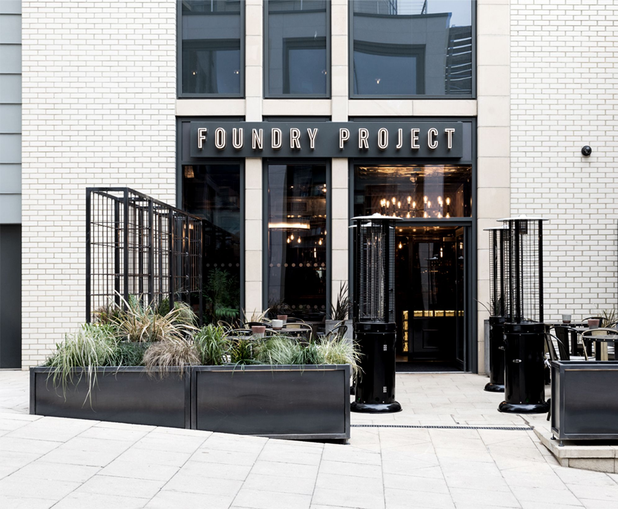 Foundry Project Shopfront
